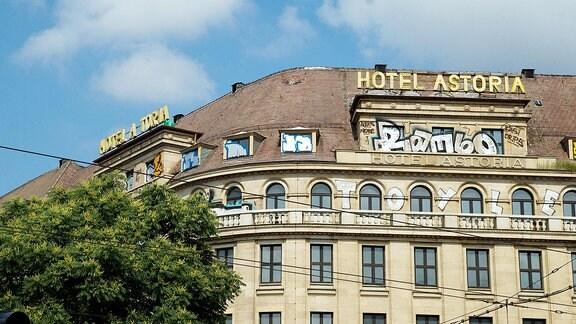 Das Hotel Astoria wurde 1915 in Leipzig eröffnet und bis 1996/97 u.a. von der Interhotel-Kette betrieben.