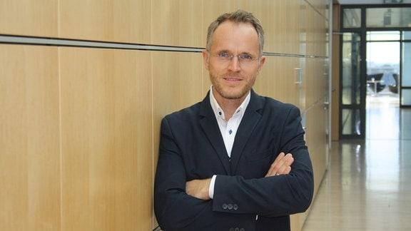 Michael Naumann, MDR-Wirtschaftsredaktion