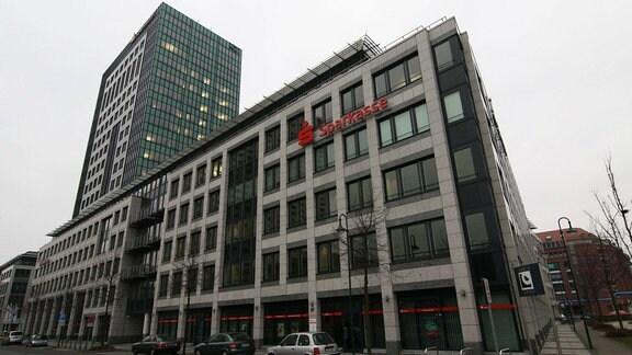 Sitz der Sparkasse Leipzig
