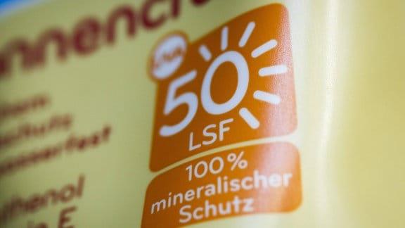 Symbolbild Sonnenschutz