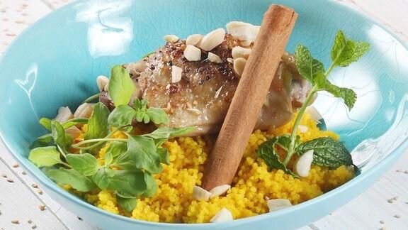 Orientalische Gerichte