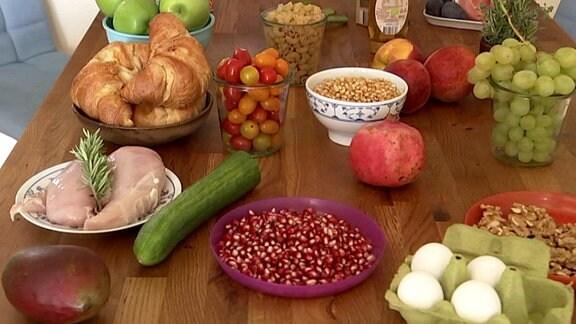 Jörg Färber: Essen planen und kochen mit Kindern
