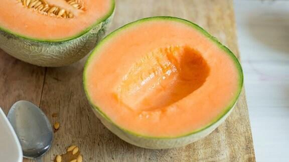 Rezept Melone