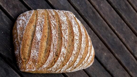 Brot aus Urgetreide | Brotbacken mit Lutz Geißler