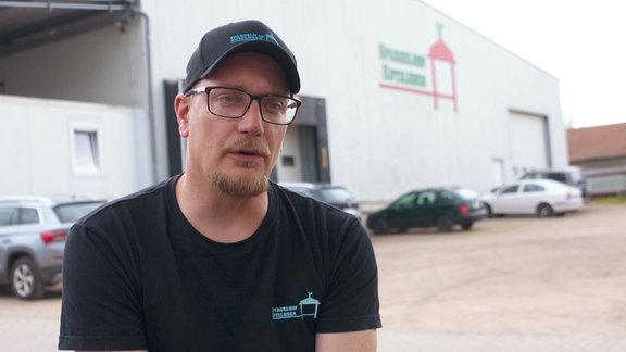 Spargelbauer Jan Niklas Imholze