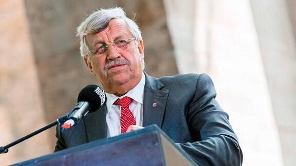 Walter Lübcke Regierungspräsident Kassel