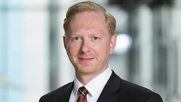 Rico Chmelik, Geschäftsführer «automotive thüringen e.V.»