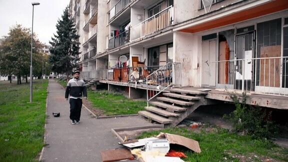 Roma Wohnungen Tschechien