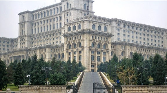 Rumänien - Rumänisches Parlament