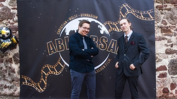 Abiball 2021 des Christian-Wolff-Gymnasiums in Halle