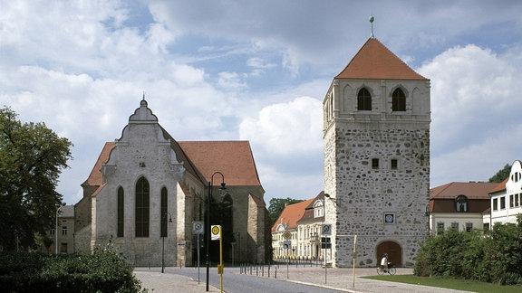 St. Bartholomäi Kirche Zerbst