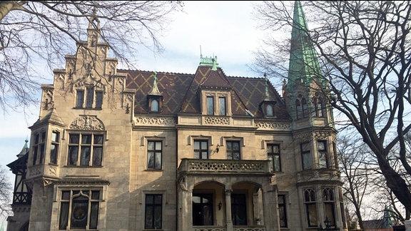 Das Schlosshotel in Quedlinburg