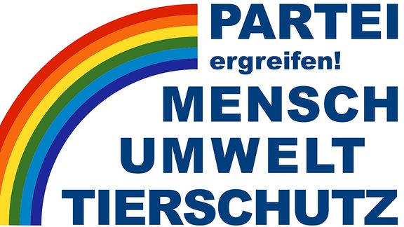 Das Logo der Partei Mensch Umwelt Tierschutz