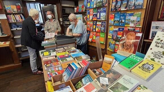 Buchhandlung Weyhe in Salzwedel