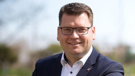 Christian Tylsch (CDU), Landrat Kreis Wittenberg