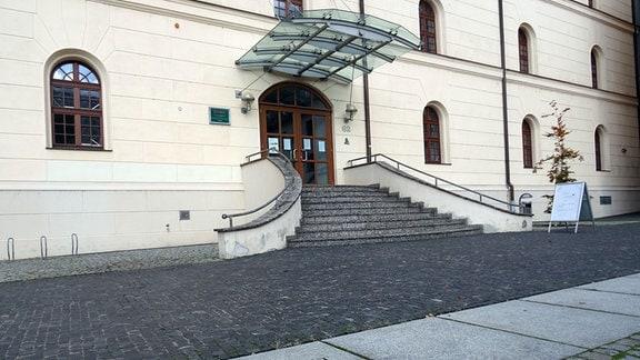 Martin-Luther-Universtität Halle-Wittenberg am Standort Wittenberg
