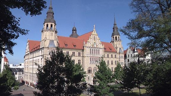 Das Landgericht Halle