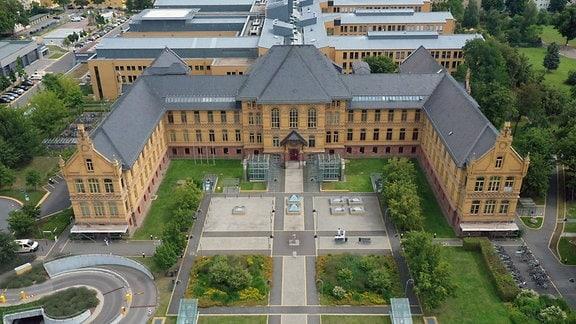 Krankenhaus Bergmannstrost in Halle