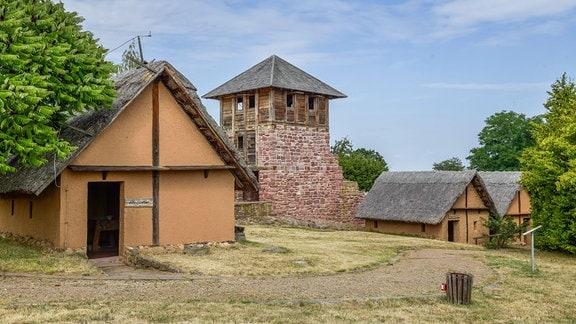 Freilichtmuseum Königspfalz Tilleda