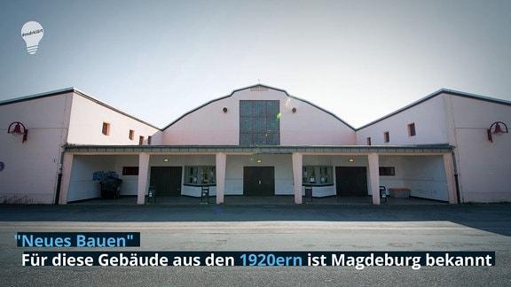 """""""Neuen Bauens"""" Für diese Gebäude aus den 1920ern ist Magdeburg bekannt"""