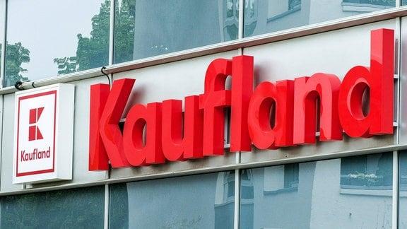 Supermarkt Kaufland, Logo