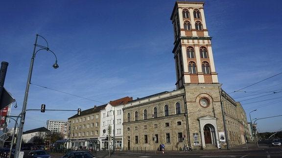 Museum für Naturkunde und Vorgeschichte in Dessau