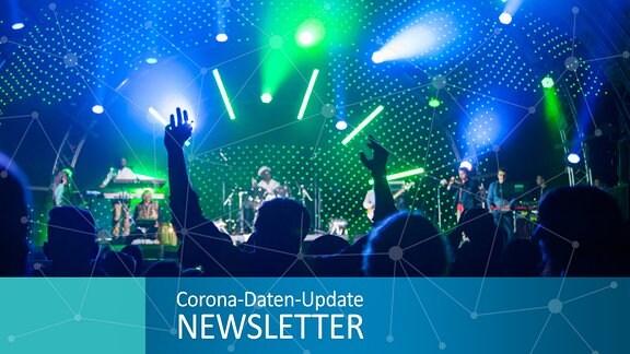 Corona-Newsletter: Disco in Corona-Zeiten