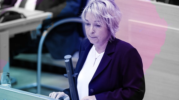 Christina Buchheim, Die Linke