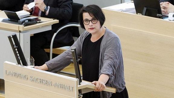 Henriette Quade (Die Linke,Sachsen Anhalt)