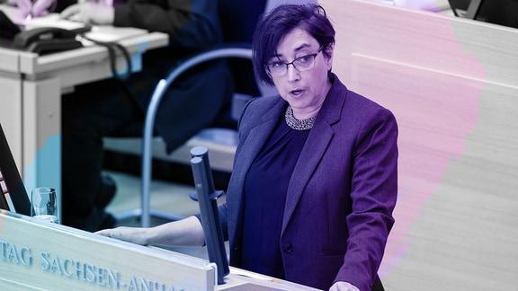 Katja Bahlmann, Die Linke, Sachsen Anhalt