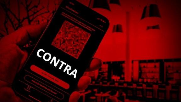 Luca-App: Schnelle und lückenlose Kontaktnachverfolgung im Austausch mit den Gesundheitsämtern.