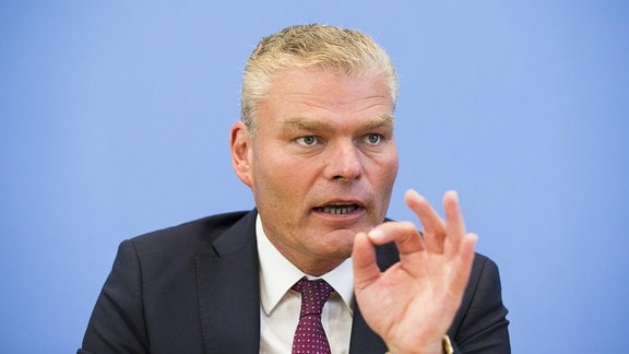 Sachsen-Anhalts Innenminister Holger Stahlknecht