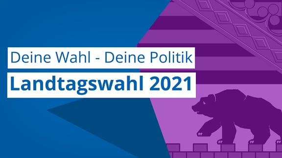 Grafik zur Landtagswahl 2021 in Sachsen-Anhalt