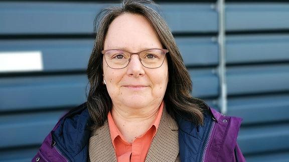 Linken-Politikerin Kerstin Eisenreich