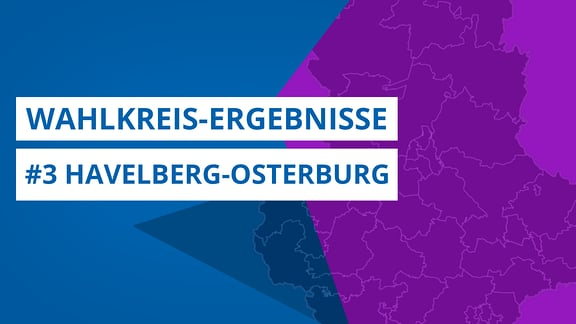 Grafik zur Landtagswahl 2021, Wahlkreis 3 Havelberg-Osterburg