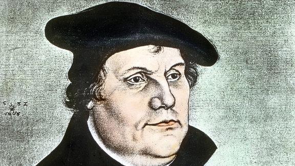 Martin Luther Reformator