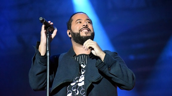 Adel Tawil auf der Bühne