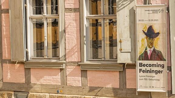 Außenansicht der Lyonel-Feininger Galerie in Quedlinburg