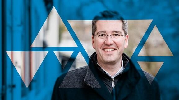 Poträtfoto von Dr. Oliver Junk, dem Präsidenten des Harzklubs und Bürgermeister von Goslar