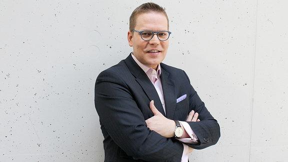 Tino Sorge, CDU-Mitglied des Bundestages