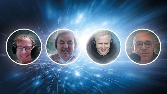 Gäste im Podcast: Harald von Bose und Andre Döring. Hosts: Marcel Roth und Stephan Schulz