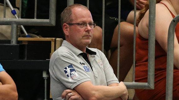 Geschäftsführer Marc Henrik Schmedt (SC Magdeburg)