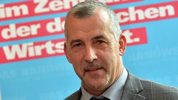 Thomas Keindorf Präsident Handwerkskammer Halle