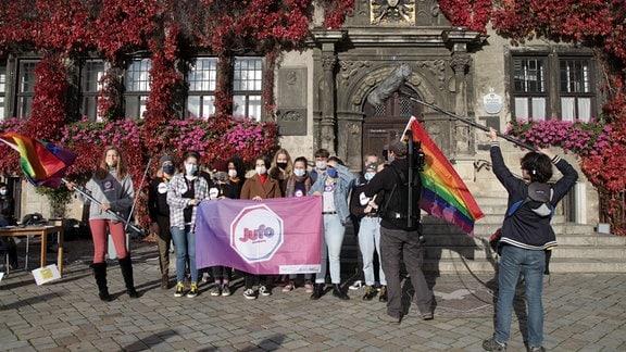 Volo-Reportage: Normsprenger:in – Wir Kinder aus Quedlinburg