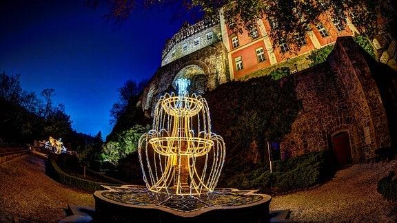 Gärten des Lichts in Waldenburg