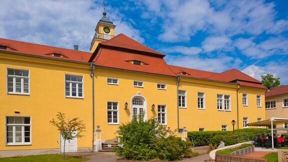 Schlosspark Pulsnitz