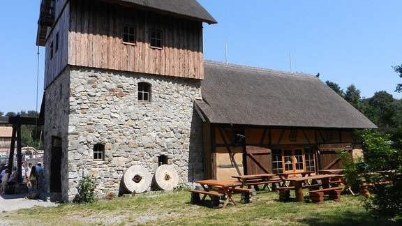 Mühlentag in der Krabatmühle Schwarzkollm
