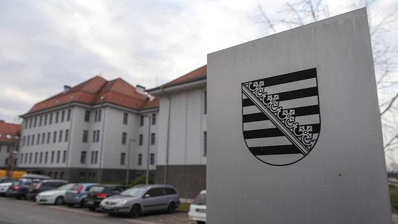 Das Arbeits-, Sozial- und Verwaltungsgericht in Dresden