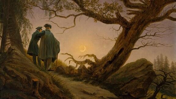 Caspar David Friedrich Gemälde