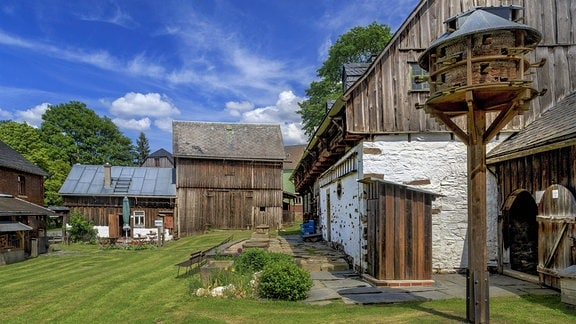 Freilichtmuseum Landwüst